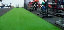 Sprint Track Gym Flooring Turf Prowler Premium Turf Fitness Custom Sizes - GREEN