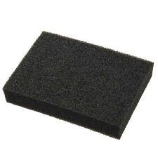 Needle felting Blocco di Schiuma-Fermo-Nero 10 x 15 x 2.8 cm Craft superficie PAD A6