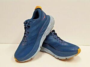 HOKA ONE ONE STINSON ATR 6 Women's TRAIL Running Shoes Size 8 USED
