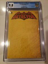 Detective Comics 1027 Franki'es sketch CGC 9.8 DC Comics 2020