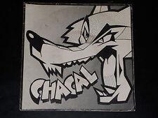 45 tours SP - CHACAL - MARTEAU PIQUEUR - ANNEES 1980
