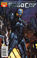 Robocop #1 Limited Cover Comic Book - Dynamite