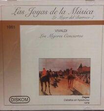 Las Joyas de la Musica - Vivaldi - Lo Mejor del Barroco - 7 (CD)