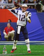 2015 New England Patriots TOM BRADY 8x10 Photo Super Bowl Print MVP Poster XLIX