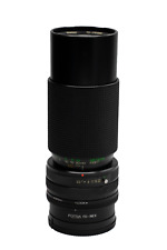 for SONY NEX e-mount adapted lens 70-210mm F4.5 bundle FD Mount Tested