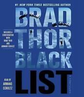 Black List by Brad Thor (CD-Audio, 2012)