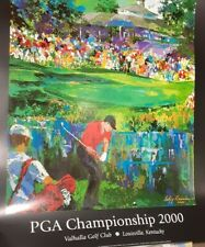 2000 PGA Championship - Official Print - By LeRoy Neiman NO LONGER IN PRINT