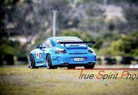 RARE! PORSCHE GT3 FACTORY PLENUM & THROTTLE BODY - 996 997 911 & BOXSTER 986 987