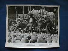 Bend in the River James Stewart Rock Hudson 1952 8X10 B&W photo #52/4 1681-52