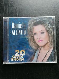 20 Große Erfolge von Daniela Alfinito (2015) CD Neu
