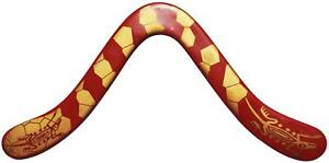 New Technic Decorated ABS Boomerangs