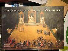 Les jardins de Louis XIV à Versailles. Ed Gourcuff Gradenigo