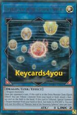 YUGIOH - HIERATIC SEAL OF THE HEAVENLY SPHERES DUPO-EN027   ULTRA DUEL POWER