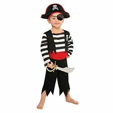 Amscan Child Deckhand Pirate Costume (3-4 Years)
