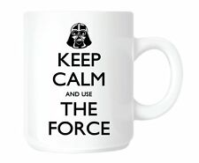 Star Wars. Keep Calm And Use The Force MUG. by Top Banana (K2O)