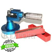 ATAR Deluxe Stone Set Ring Stretcher Enlarger Kit with 15 Dies and Roller, ATRM1