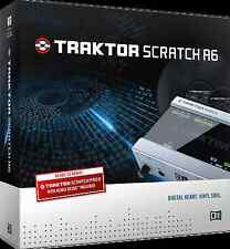 Traktor Scratch A6 by Native Instruments (NI)