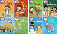 Oxford Reading Tree Read With Biff Chip Kipper Level 2 Collection 8 Books Set