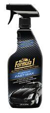 Formula 1 Premium Fast Wax, 16oz