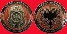 US EMBASSY DIPLOMATIC SECURITY SERVICE CHALLENGE COIN  64