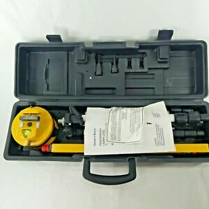 New Professional Laser Level with Tripod and Carrying Case V18923