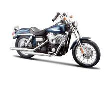 Maisto Modèle Réduit de Moto Harley Davidson 2006 FXDBI DYNA Street Bob 1/12