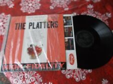 The Platters  Life is just a bowl of cherries  record album LP Canada pressing