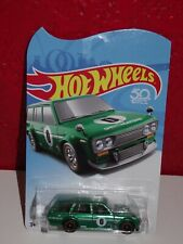 HOT WHEELS 71 DATSUN 510 WAGON LEGENDS TOUR