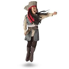 retired colectible Disney costume captain Jack Sparrow pirates of the caribbean