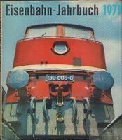 Eisenbahn-Jahrbuch 1971: Böttcher, Harald / Neustädt, Rolf (Hrsg.)