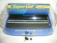 """Scalextric Superslot - Case & Mount """"E30 BMW M3"""" - New"""