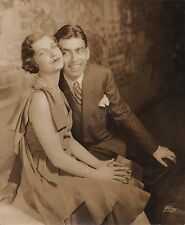 "JOYCE BARBOUR & GIL SQUIRES in ""Spring is Here"" at Alvin Theatre - Orig. Photo"