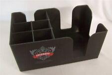 Restaurant Supplies New Smirnoff Bar Caddy Napkin Holder 6 Compartment