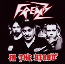 Frenzy In The Blood CD NEW SEALED Limited Edition Festival Release Psychobilly