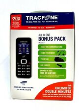 TracFone Samsung S125G Black