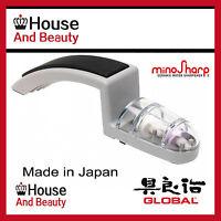 New GLOBAL 2 Stage Japanese MinoSharp Ceramic Water Sharpener Knives Free Post