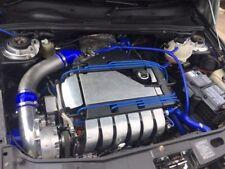 BLUE 8.5MM PERFORMANCE IGNITION LEADS VR6 MK3 VR6 OBD2 PASSAT 2.8 QUALITY LEADS