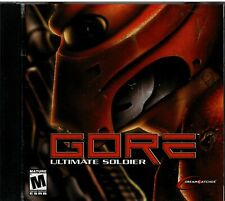 Lot of 10 Gore Ultimate Soldier Pc Sealed New Jewel Case