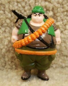 1989 AB Toys Bird Studio Dragon Ball Z Super Guerriers Warriors Fat Boy Figure