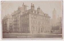 London, Queens Gate Kensington 1907 RP Postcard B749