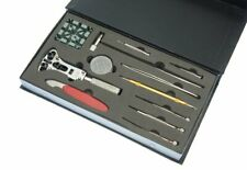 SE JT6615CF Watch Repair Tool Kit (12 Piece)