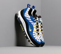 "Nike Air Max 98 ""Entourage"" Racer Blue 95 97 720 640744 400 Airmax Men's Size 9"