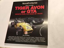 How to build Tiger Avon or GTA sports cars for road race track BOOK Manual 2012