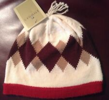 Bead Embellished Knit Beanie Hat Chemo Cap New @LOOK@