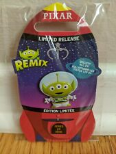 Disney Pin Alien Remix Pixar Toy Story Pin Buzz Lightyear Limited Release LR Pin