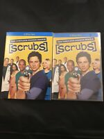 Scrubs - The Complete Fourth Season (DVD, 2006, 3-Disc Set) Factory Sealed