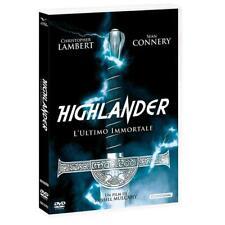 HIGHLANDER: L'ULTIMO IMMORTALE DVD