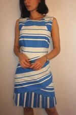 Cotton Party Wiggle, Pencil Striped Dresses for Women