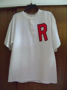 ROCHESTER RED WINGS JOE ALTOBELLI commenorative jersey 1971 style Size XL