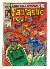 Fantastic Four Annual #6 Marvel Comics 1st appearance of Annihilus Silver Age